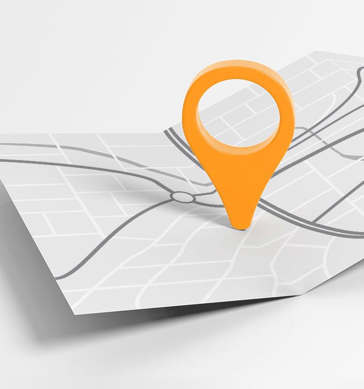 Lokalisierung Webseite