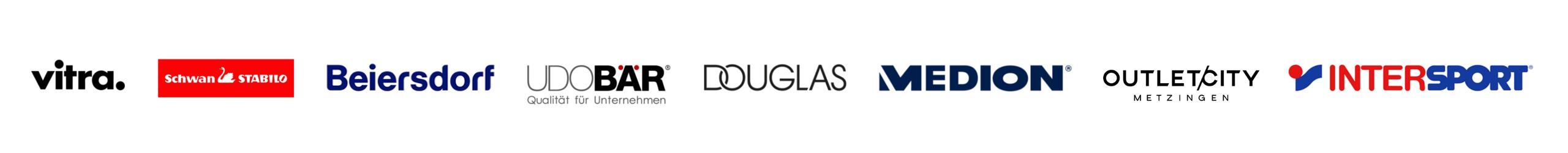 Referenz-Logos von Kunden für Übersetzungen für Konsumgüter und Lifestyle
