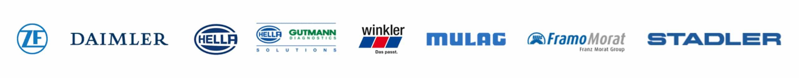 oneword Referenzen Übersetzungen Automobil-Branche