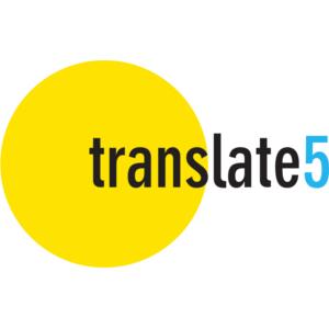 Logo der opensource Übersetzungsquelle translate5