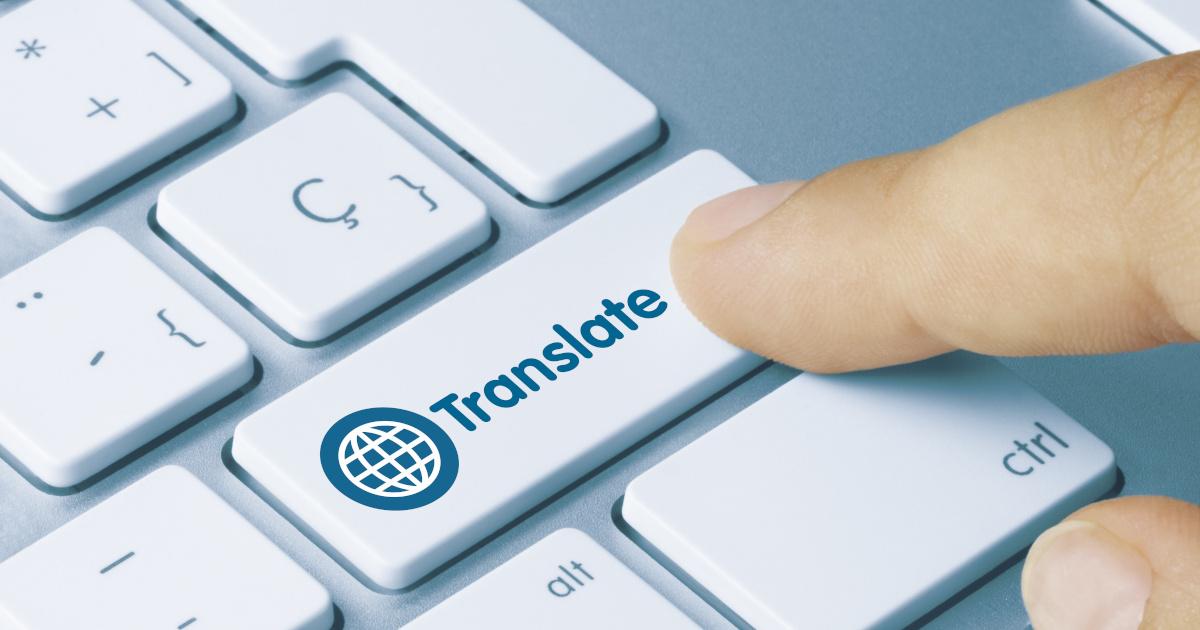 Maschinelle Fachübersetzung mit MTPE - So funktioniert Maschinelle Übersetzung