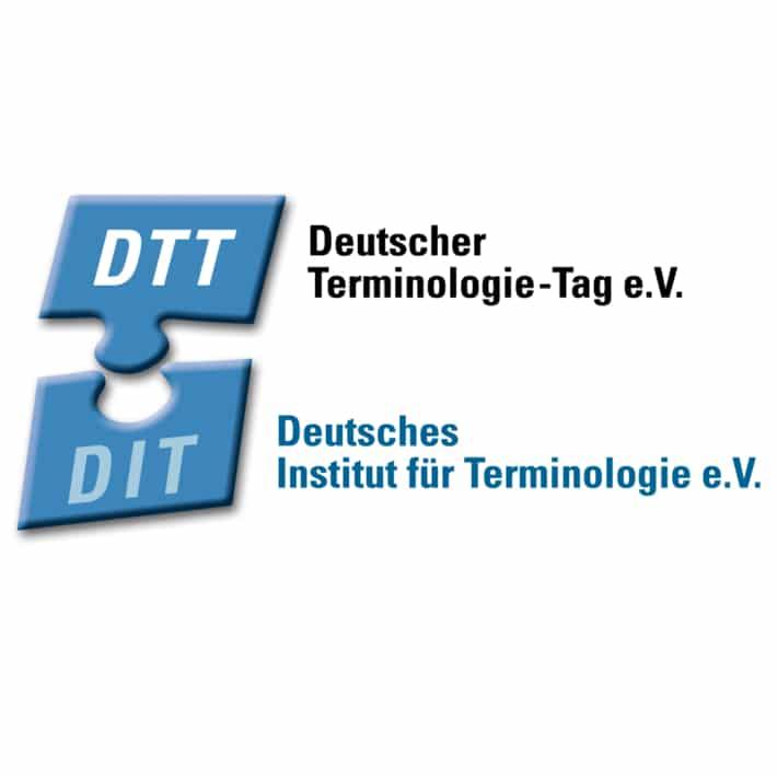 Logo Deutscher Terminologie Tag